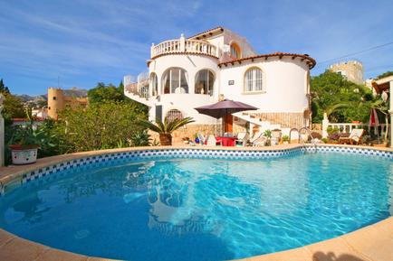 Holiday home 1023837 for 5 persons in Calpe