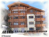 Mieszkanie wakacyjne 1024300 dla 6 osoby w Saas-Fee