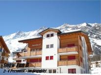 Appartement 1024319 voor 4 personen in Saas-Fee