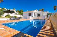 Holiday home 1024487 for 6 persons in Benissa