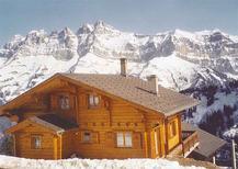 Ferienhaus 1025302 für 12 Personen in Les Crosets