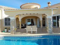 Dom wakacyjny 1025578 dla 4 osoby w Moraira