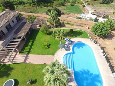 Holiday home 1026092 for 6 adults + 2 children in Artà