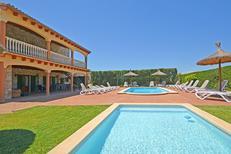 Ferienhaus 1026224 für 14 Erwachsene + 2 Kinder in Sencelles