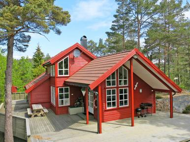 Villa 1029438 per 8 persone in Krokvåg