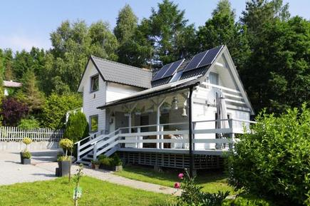 Vakantiehuis 1031154 voor 4 volwassenen + 2 kinderen in Koleczkowo