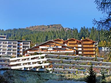 Apartamento 11102 para 4 personas en Crans-Montana