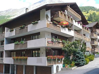 Holiday apartment 11190 for 5 persons in Täsch