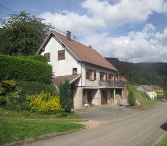 Casa de vacaciones 1121820 para 6 adultos + 1 niño en Natzwiller