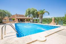 Holiday home 1122761 for 8 persons in Campos