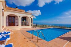 Villa 1126914 per 6 persone in Benissa