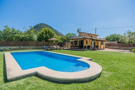 Villa 1127062 per 4 persone in Pollença