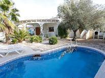 Villa 1127907 per 7 persone in Deltebre