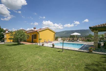 Holiday home 1127920 for 9 adults + 1 child in Polje Čepić
