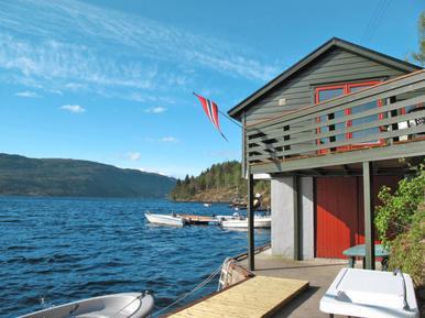 Ferienhaus 1128510 für 3 Personen in Ølve