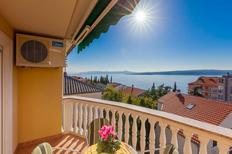 Holiday apartment 1128885 for 4 adults + 2 children in Crikvenica