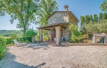 Gemütliches Ferienhaus : Region Monterchi für 4 Personen