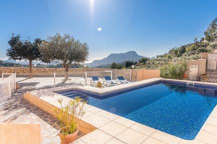 Villa 1130381 per 8 persone in Benissa