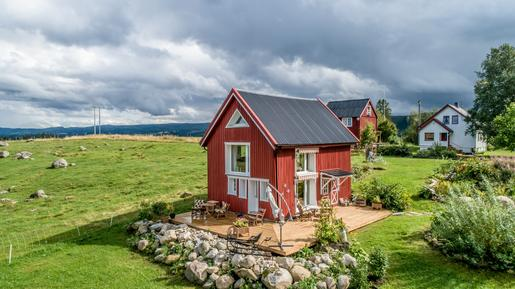 Holiday home 1132946 for 7 persons in Snåsa