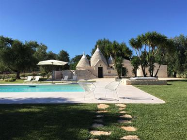 Holiday home 1134334 for 8 persons in San Michele Salentino