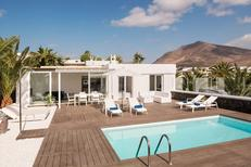 Holiday home 1134349 for 6 persons in Playa Blanca