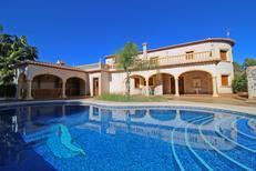Villa 1134517 per 9 persone in Moraira