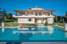 Ferienwohnung 1134946 für 6 Personen in Monteciccardo