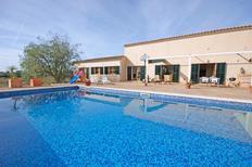 Villa 1135458 per 6 persone in Porreres