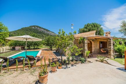 Villa 1135469 per 2 persone in Pollença