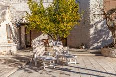 Holiday home 1135851 for 1 adult + 1 child in Cisternino