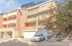 Etværelseslejlighed 1136087 til 4 personer i Baska Voda