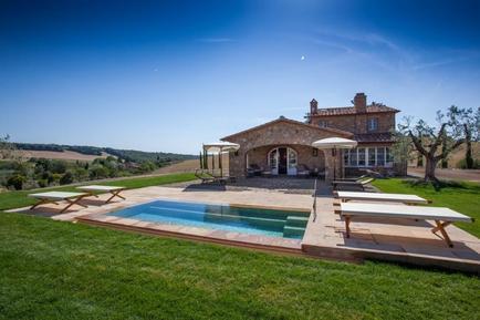 Villa 1136201 per 8 persone in Bibbona