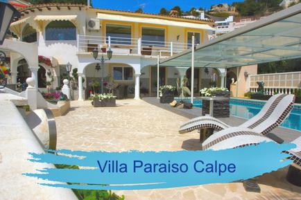Holiday home 1137117 for 8 persons in Calpe