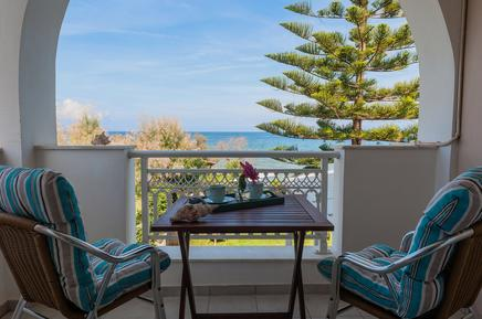 Holiday apartment 1137430 for 2 adults + 3 children in Zakynthos
