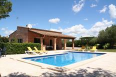 Villa 1137755 per 4 persone in Cala Mondrago