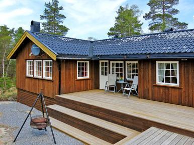 Casa de vacaciones 1137915 para 6 personas en Fjellestad