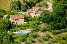 Ferienwohnung 1138189 für 8 Personen in Valfabbrica