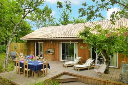 Holiday home 1139003 for 4 adults + 2 children in Naujac-sur-Mer