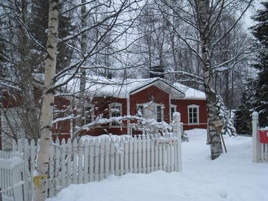Ferienhaus 1139737 für 10 Personen in Rovaniemi