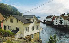 Appartement 114570 voor 4 personen in Sogndalsstranda