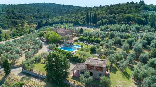 Ferienwohnung 1140301 für 4 Personen in Pergine Valdarno
