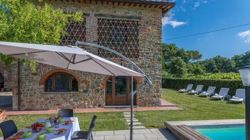 Holiday home 1140306 for 6 persons in Pergine Valdarno