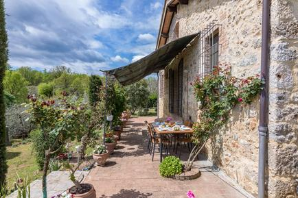 Holiday home 1140309 for 4 persons in Sovicille