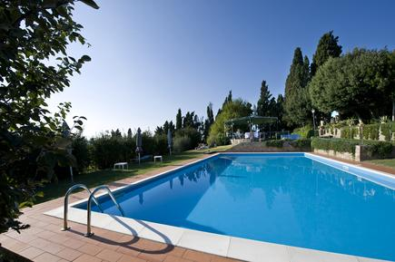 Holiday home 1141468 for 20 persons in Volterra