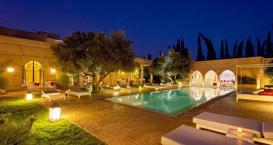 Casa de vacaciones 1142169 para 8 adultos + 1 niño en Chrifia