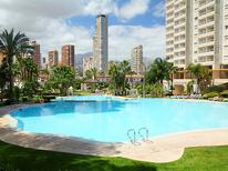 Appartement 1143864 voor 5 personen in Benidorm