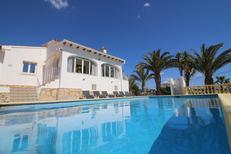 Casa de vacaciones 1145057 para 7 personas en Benissa