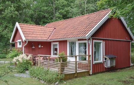 Holiday home 1146589 for 6 persons in Hålta