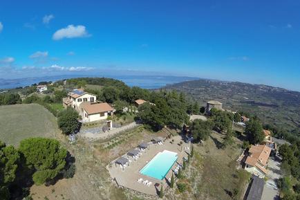Ferienhaus 1146749 für 6 Personen in Montefiascone