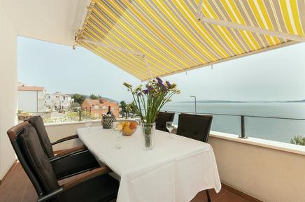 Appartement 1148013 voor 5 personen in Okrug Gornji